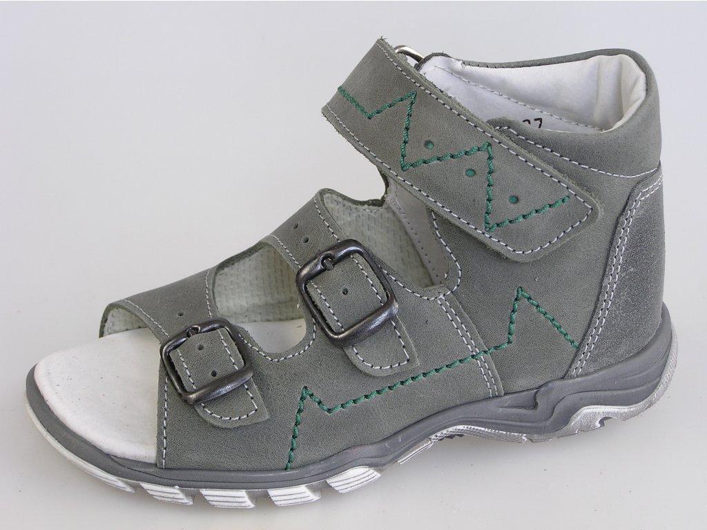 Dětská letní obuv Sázavan ESSI S7035 Shark - Obchodnawebu 2f7986e6b4
