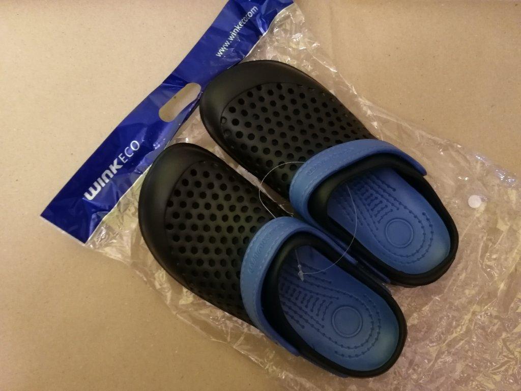 104c346523c Dětské boty k vodě OBUTEX WinkEco - Obchodnawebu