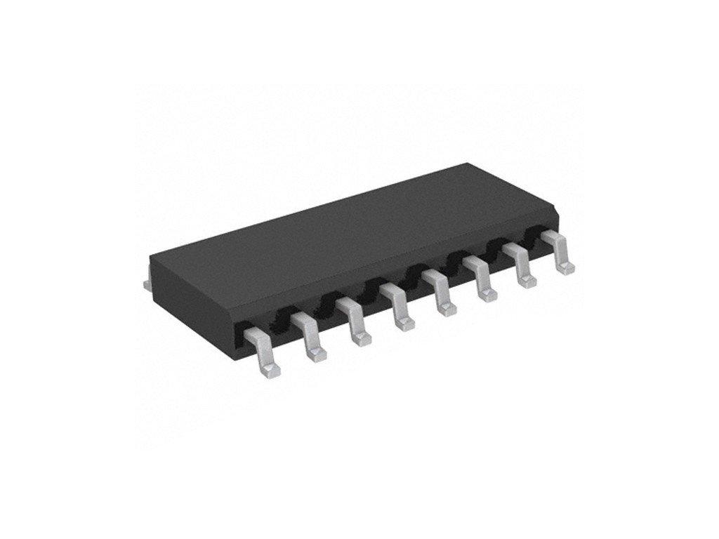 90ks Integrovaný obvod 74HCT238D, NXP 74HCT238D IC, LOGIC, 74HCT, DECODER, SO16 (156110034)