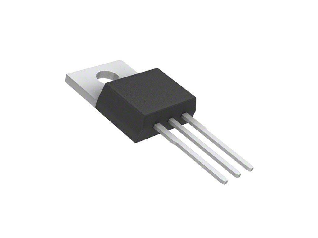 90ks Integrovaný obvod LM79M12CT, Stabilizátor napětí; nenastavitelný; -12V; 0,5A; TO220; THT (156130003)