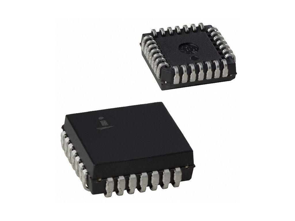 35ks Programovatelný časovač IS82C54-10Z 10MHz PLCC-28 28pinový 4.5V až 5.5V, (156610001)