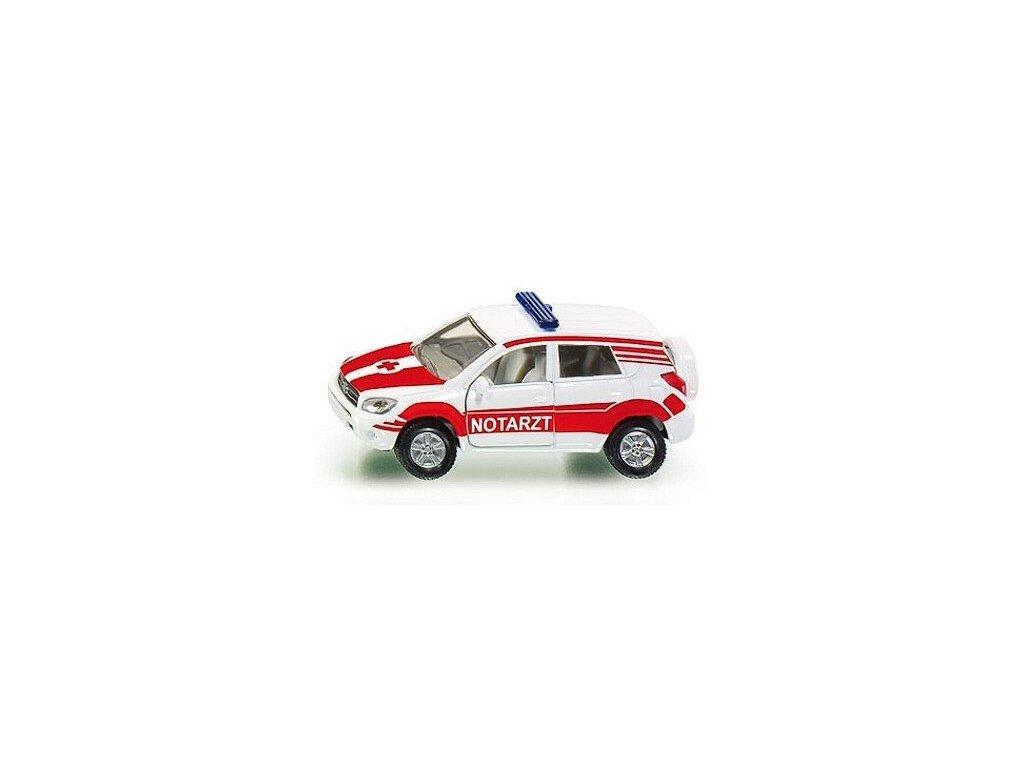 Záchranáři Toyota Rav 4 1:55 (SIKU)