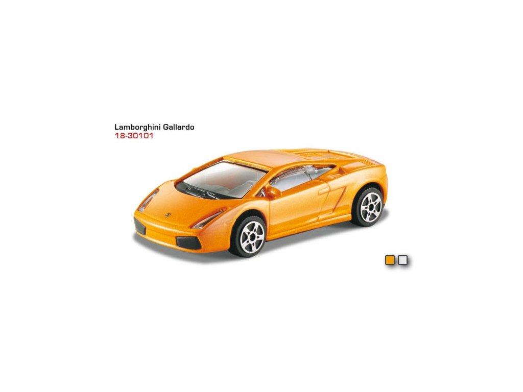 Bburago 1:43 Lamborghini Gallardo