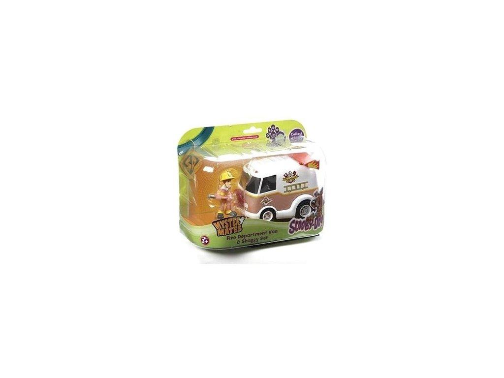 Scooby Doo auto s figurkou (All Toys)