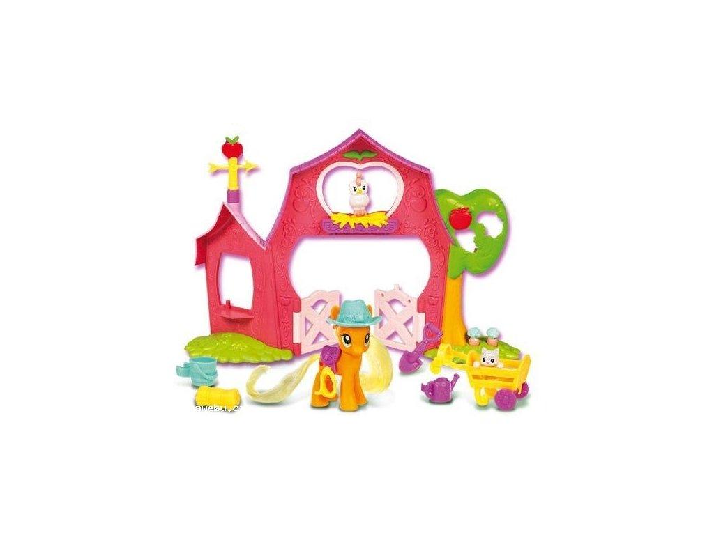 My Little Pony - hrací set Farma