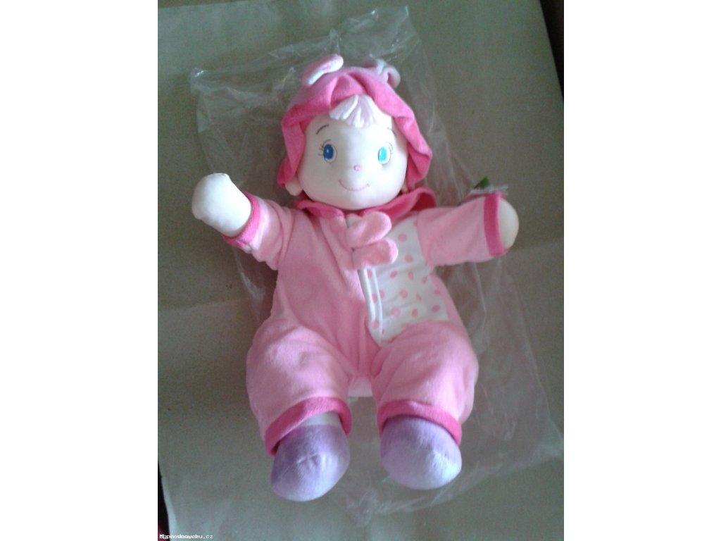 Plyšová panenka 40cm