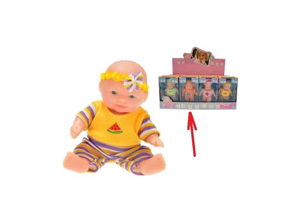 Panenka Miminko v krabičce