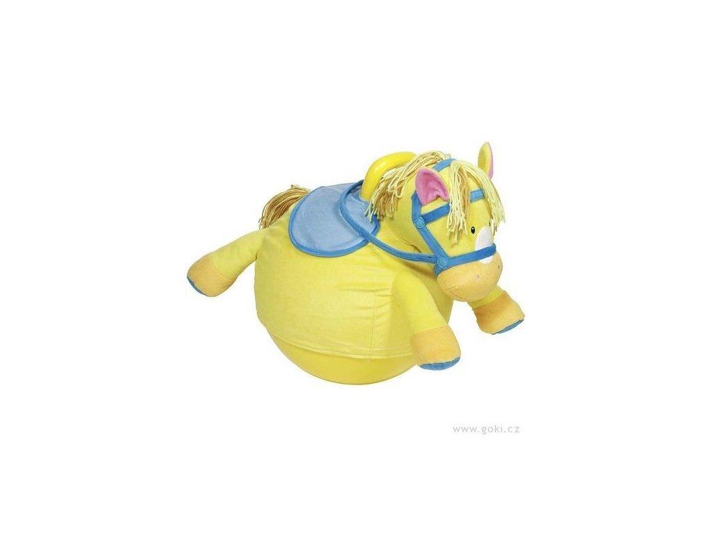 Skákací nafukovací zvířátko – Koník