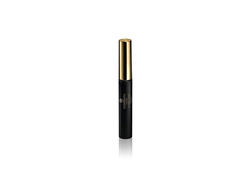 Oriflame Prodlužující řasenka Incredible Giordani Gold 8ml-černá (32079)