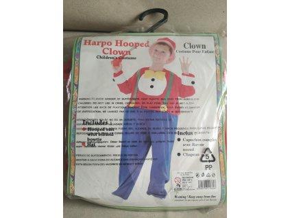 Kostým klaun 6-9 let (HR2.6)