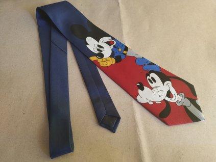 Speciál kravata - Mickey a Pluto (HR2.4)