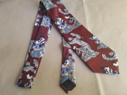 Speciál kravata - Mickey, Pluto a Kačer (HR2.4)