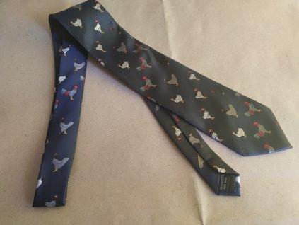 Speciál kravata - Drůbež (HR2.4)