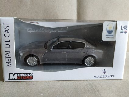 Maserati 1:43  Mondo Motors (HR2.8)