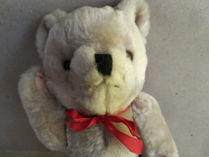 Plyšák medvěd 25 cm (HR2.13)