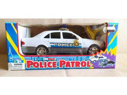 Policejní hlídka na baterie (HR2.14)