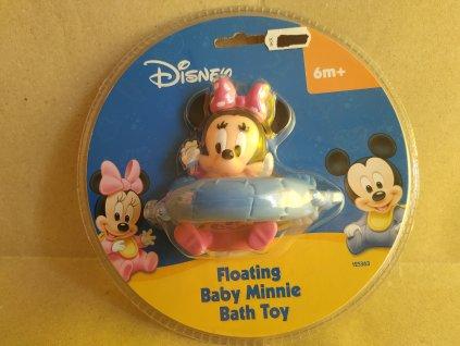Minnie baby - hračka do vany - Disney, od 6 měs. (HR2.11)