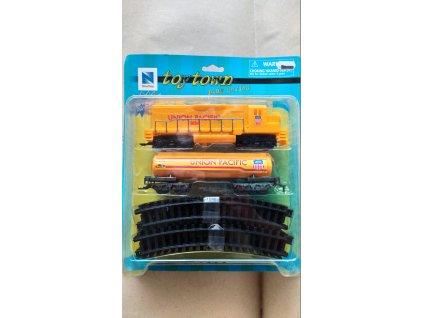 Vlaková sada - Toy Town (HR2.8)