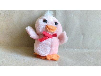 Plyšák kuře růžové (HR2.1)