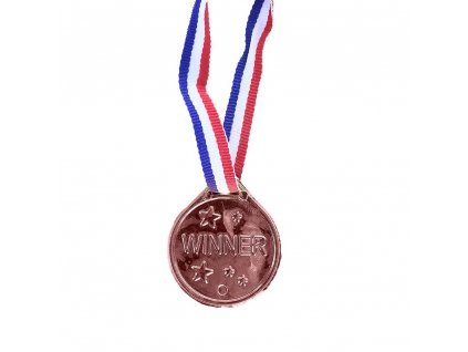 Medaile dětská bronzová (HR.R1)