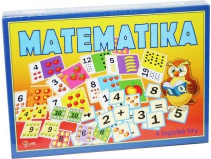 Matematika - společenská hra (R)