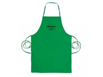zástěra kuchařská