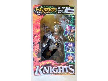 Rytíř s příslušenstvím Knights Warrior (HR2.2)