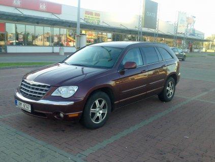 Chrysler Pacifica 4.0L, AWD, LPG, 6 míst