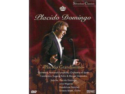 Placido Domingo - Placido Gradissimo, DVD