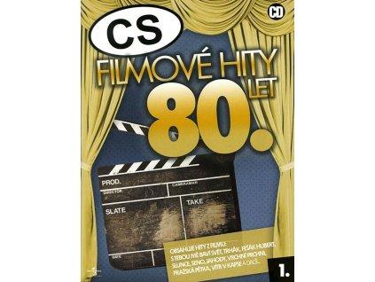 Různí - CS Filmové hity 80. let 1. (Slidepack), CD