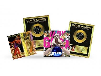 Balíček - Hudba mezinárodní pop (4CD)