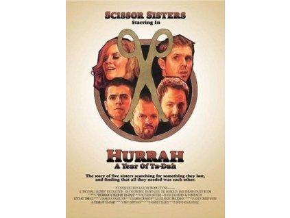 Scissor Sisters Hurrah (A Year of the Ta-Dah) DVD+CD