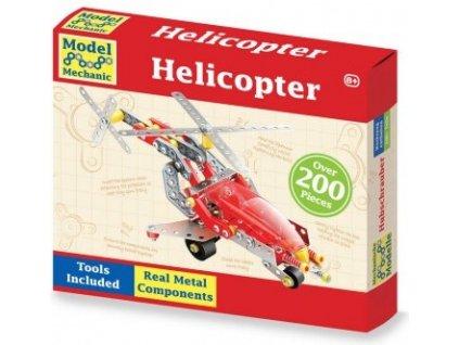 Stavebnice Helikoptéra, 200 dílů
