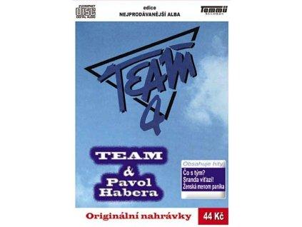 Team - 4, CD pošetka