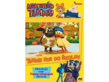 Timmy jde do skolky DVD