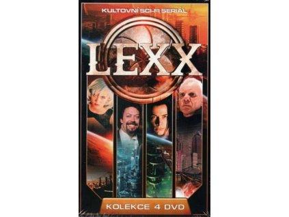lexx 4 DVD