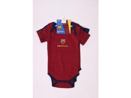Sada 2ks Body FC Barcelona