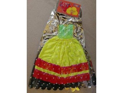 Šaty pro panenku (HR2.2)