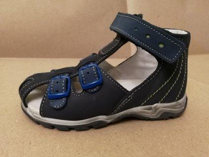 Dětská letní obuv Sázavan ESSI S3040 oceán