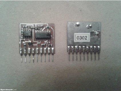 TD-1 Diskriminátor pulsů