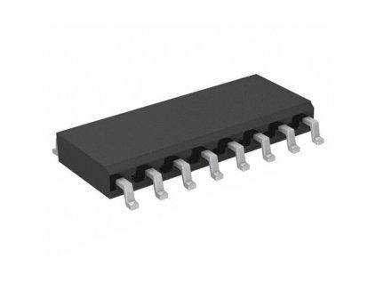 100ks Integrovaný obvod SN75175D, SO-16, Diff reciever (156130002)