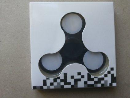 Fidget Spinner černý