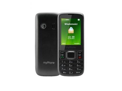 zakladni telefon myphone 6300 dual sim black zoom product