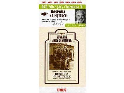 Divadlo Járy Cimrmana - Hospoda na mýtince