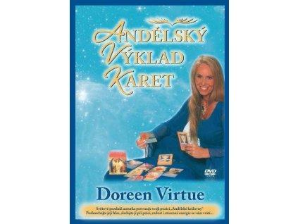 Doreen Virtue - Andělský výklad karet DVD