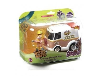 Scooby Doo auto s figurkou (All Toys)