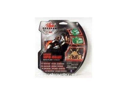 Bakugan 3 Superútočný Bakucyclone