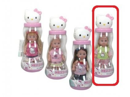 Hello Kitty - Panenka Evička v tubě