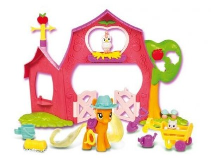 My Little Pony - hrací set Farma