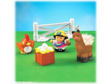 Malá farma se zvířátky (Fischer Price)